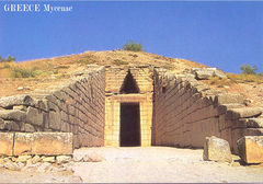 Greece - Mycenae Tombs