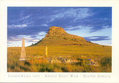 South Africa - Anglo Zulu War Cemetery