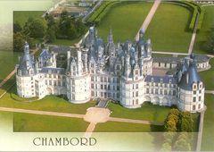 37 - INDRE ET LOIRE - Chambord Castle
