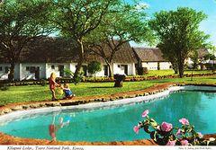 Kenya - Kilaguni Lodge