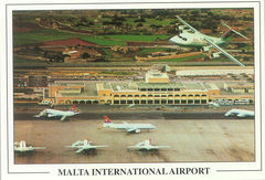 Malta - International Airport