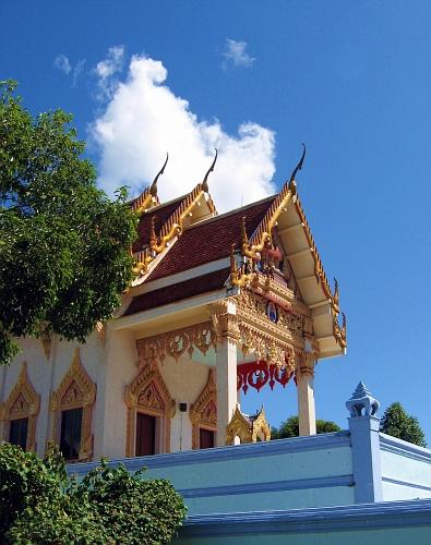 Buddhist/Thai architecture