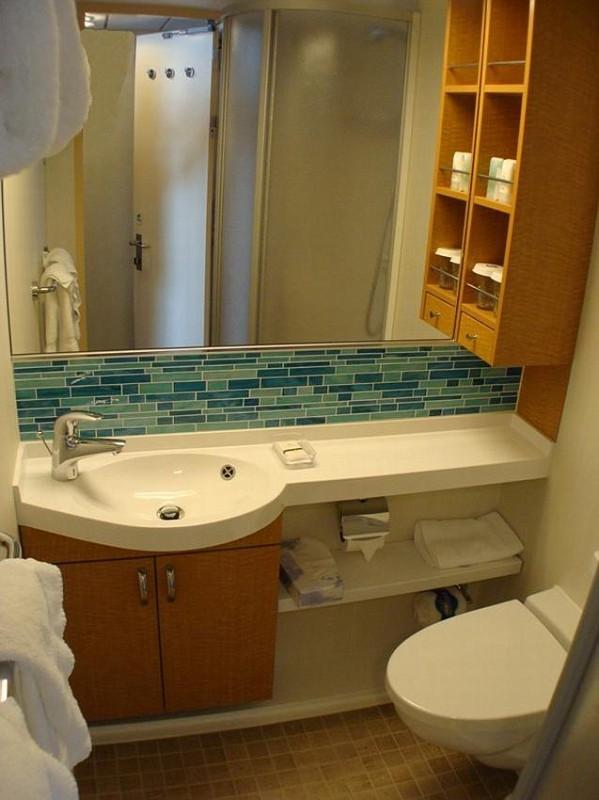 Cabin 6568 Bath