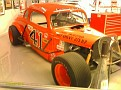 RICHARD CHILDRESS FIRST RACE CAR