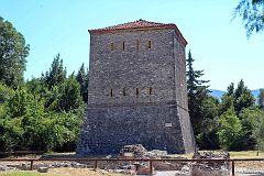 Butrint wieża obronna