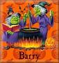 2 Green WitchBarry