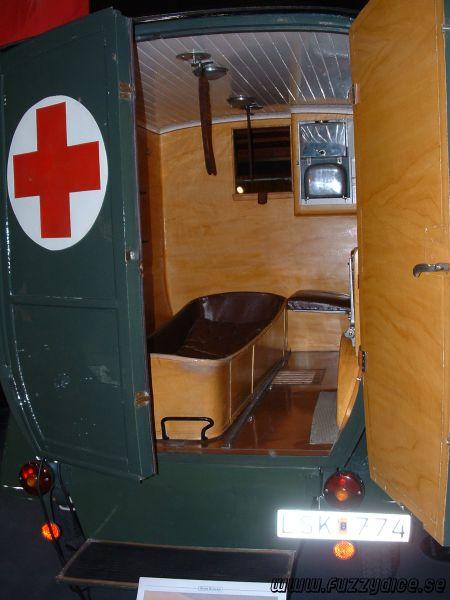 Scania Vabis Ambulance -19