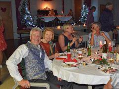 2016 12 10  065 Swedish Club Christmas Dinner Buffet