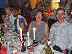 2016 12 10  071 Swedish Club Christmas Dinner Buffet