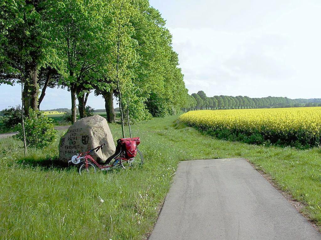 Radweg-Ende?