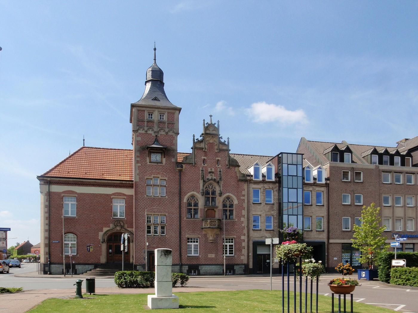 Kevelaer Rathaus