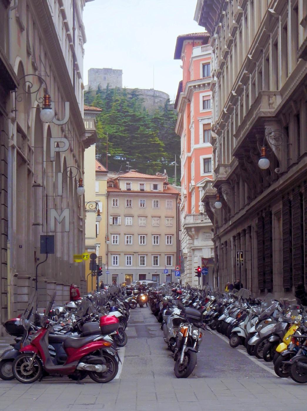 Via Gaterina da Siena