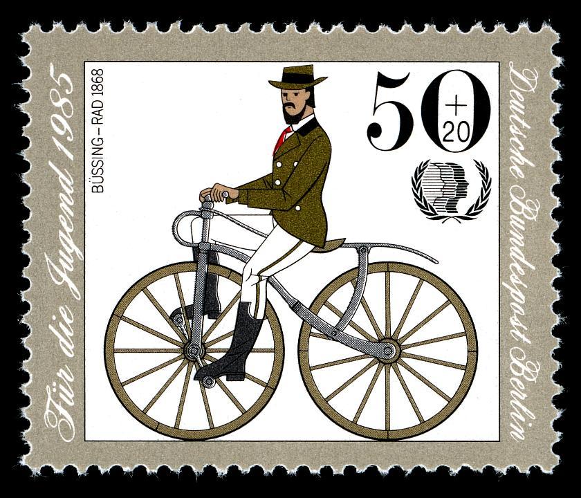 Büsing-Rad 1868