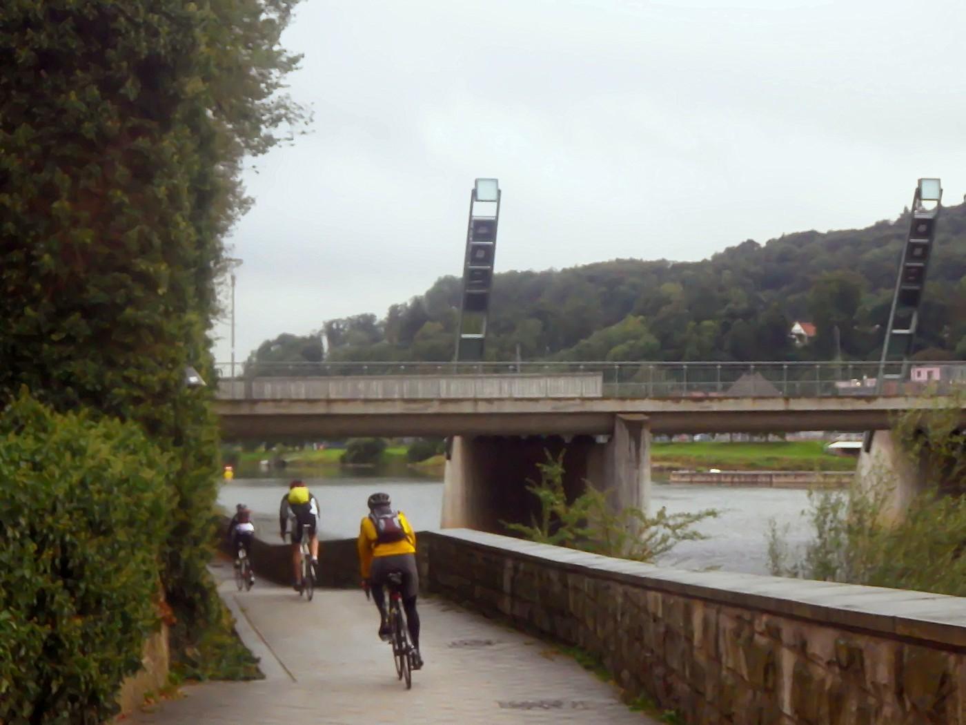 Hamelner Weserpromenade