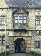Eingang zum Innenhof der Wewelsburg