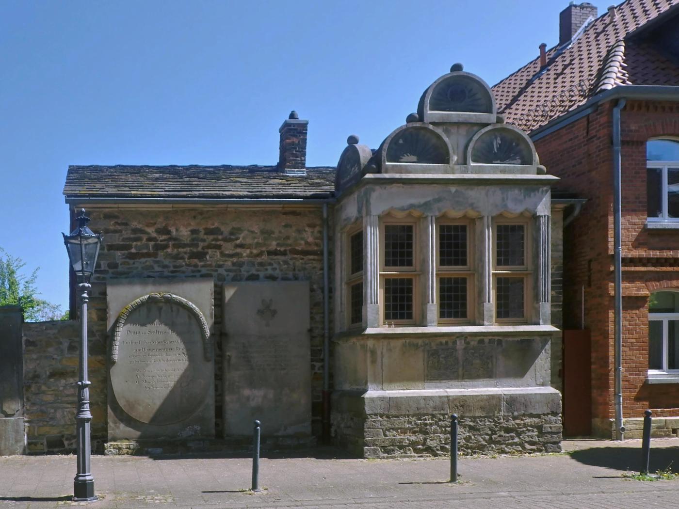 Archivhäuschen Münchhausenhof
