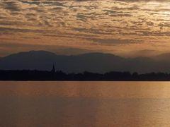 Bodensee am Abend