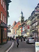 Münsterstraße Überlingen