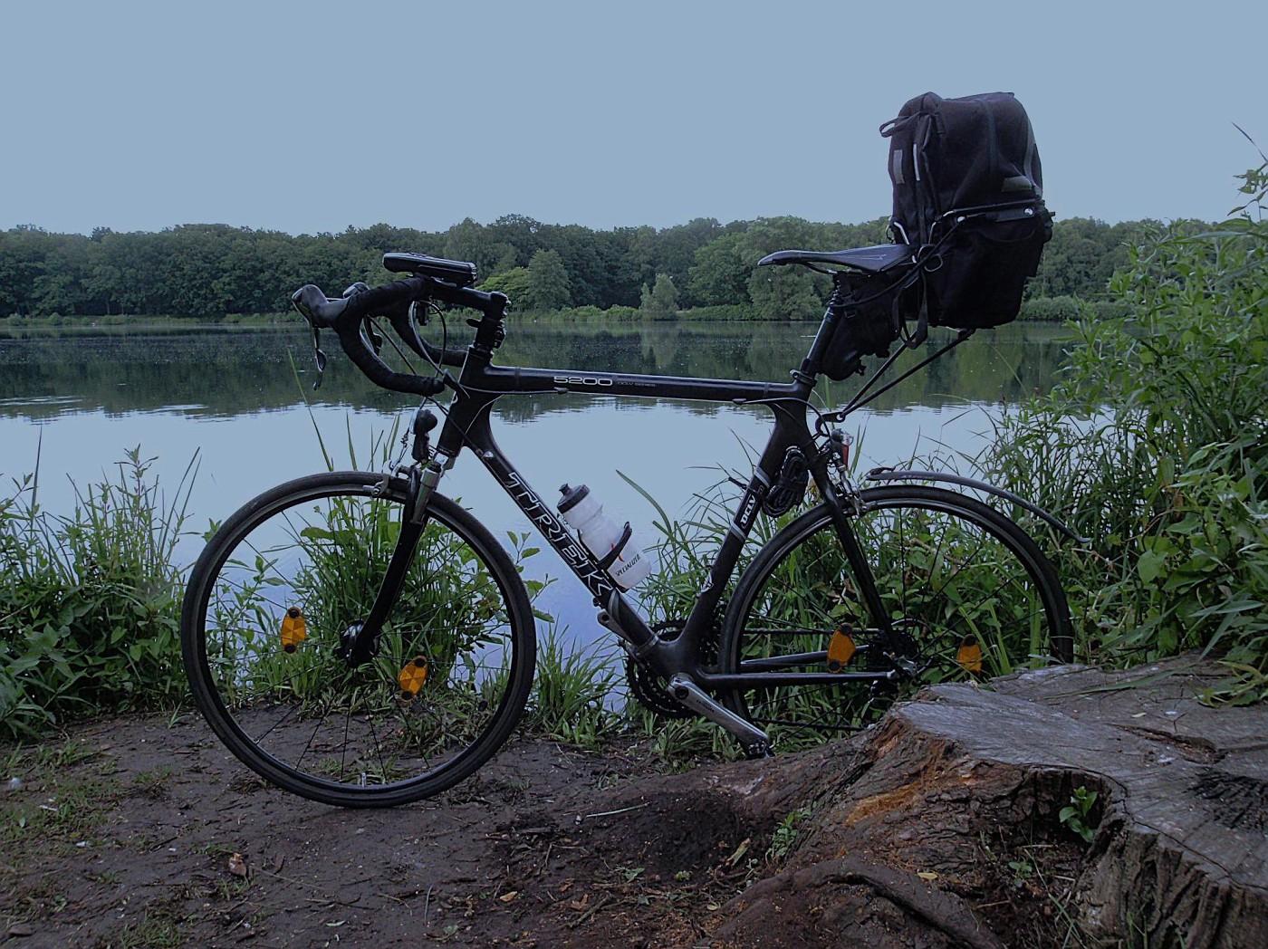Der treue Freund am Rubbenbruch-See :-)