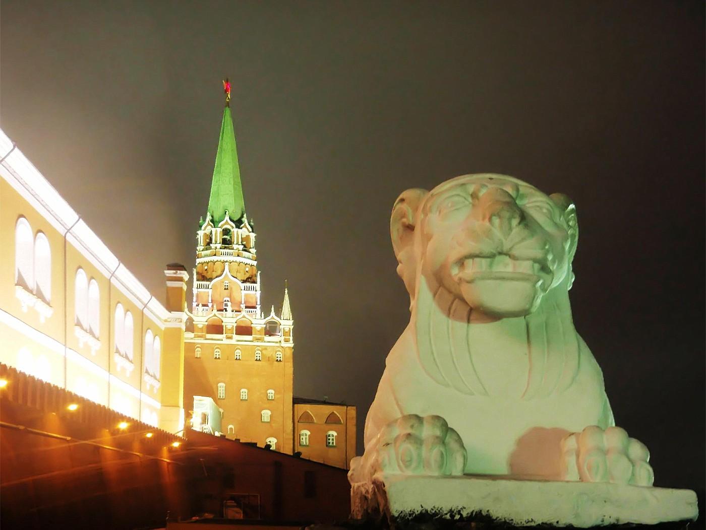 Moscow - night walk