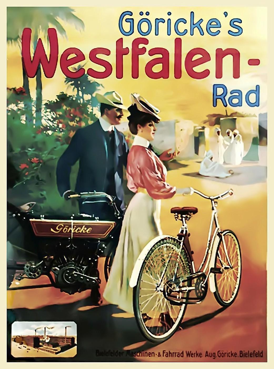 Göricke Westfalen