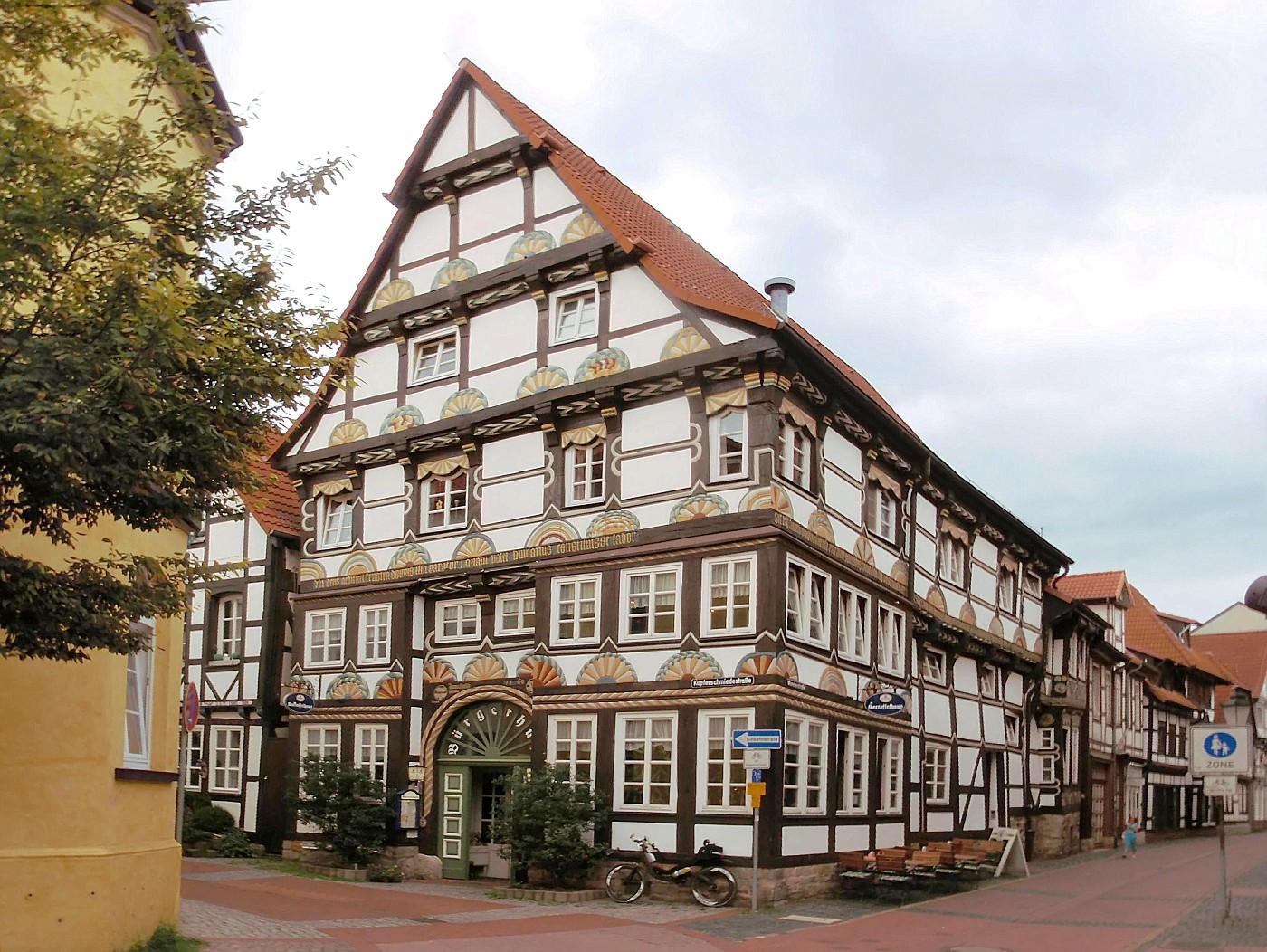 Bürgerhus, Kupferschmiedestraße