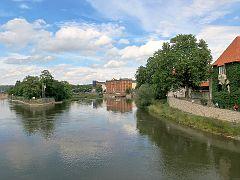Pfortmühle an der Weser