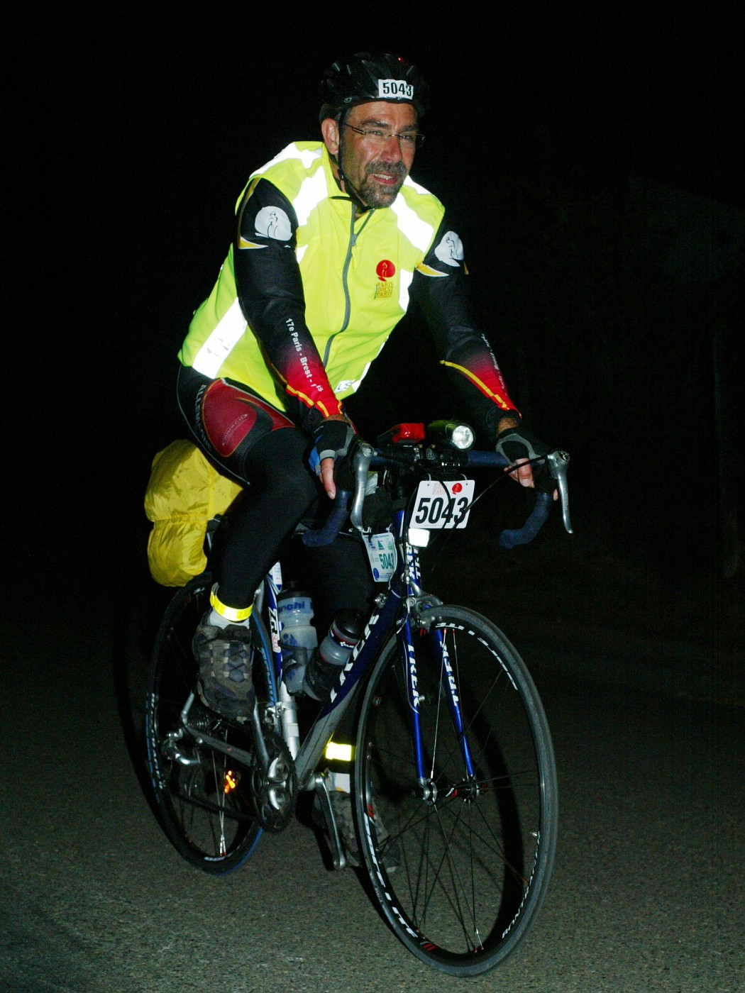 Night ride of Andreas