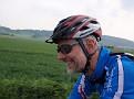Durch die neue Radlbrille wird Wolfgang noch schneller  :-)
