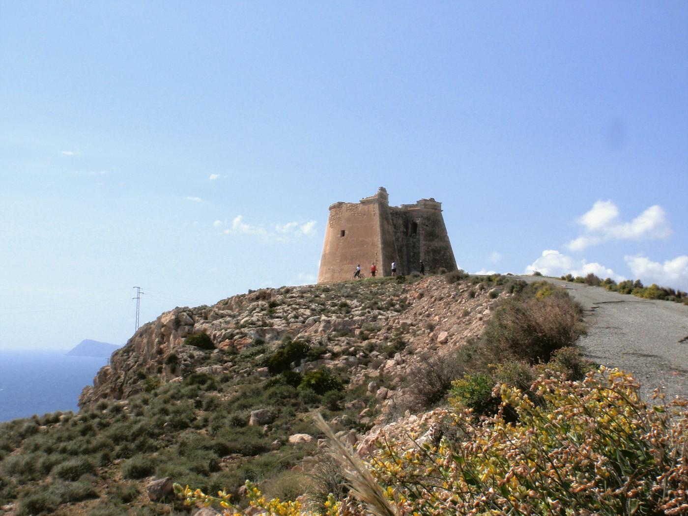 Torre Artillada de Mesa Roldan