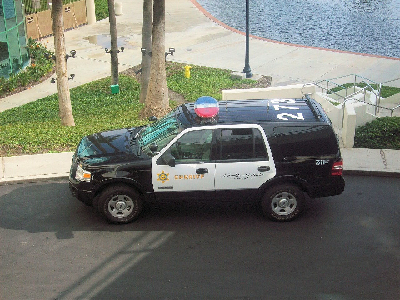 CA - LA County Sheriff