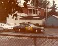 CA - Quebec Provincial Police 1978 Chevy