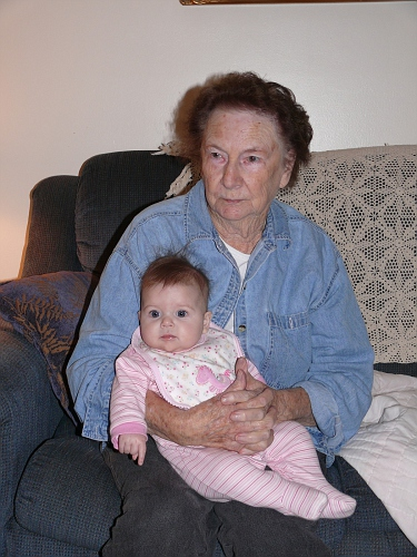 508 - Mildred Hazel Lay and Lorelei Hope Duncan