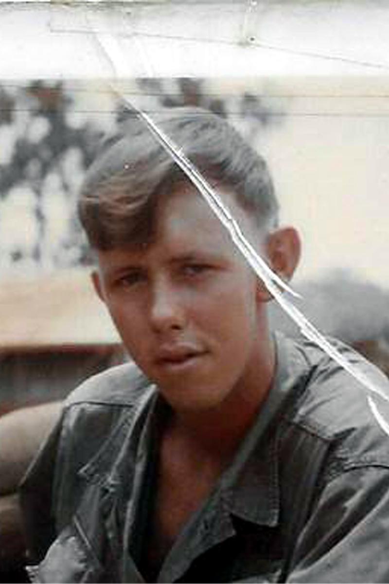 Ronald Dean Cook - Vietnam Veteran