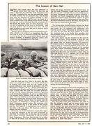 """#25 - 1969-07-11 - Ben Het, Vietnam - """"The Lesson of Ben Het"""""""