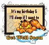 GarfieldSleep-Get Well Soon stina0607