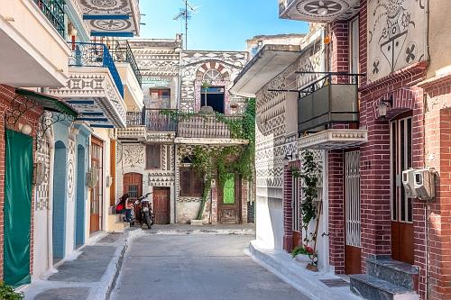 Chios, Pirgi