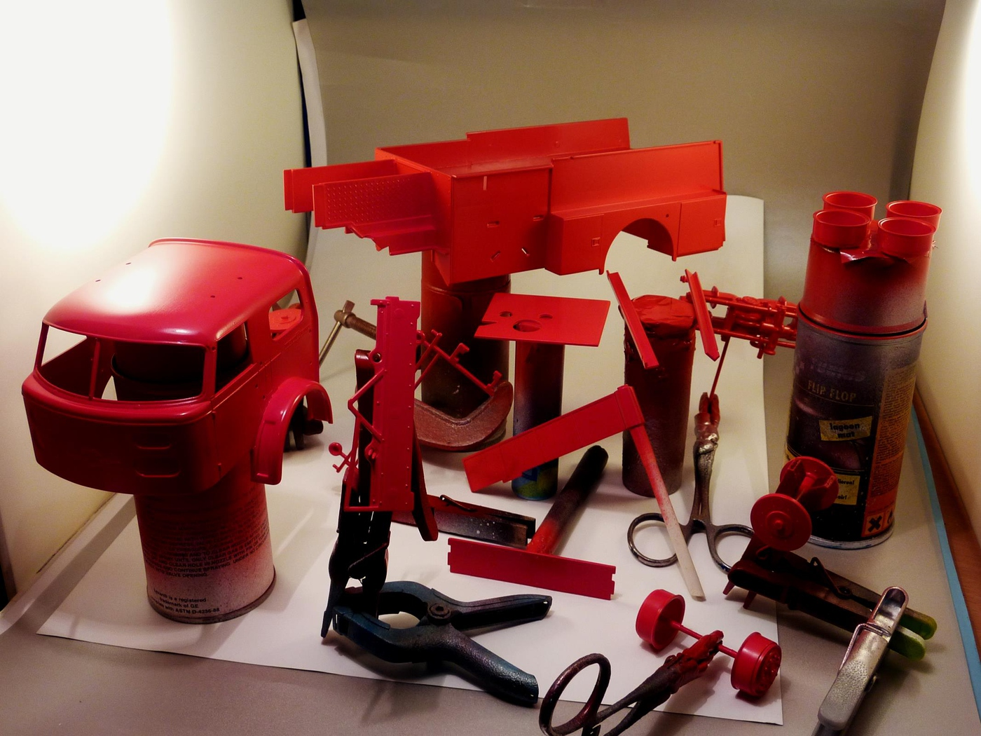 American Lafrance pumper terminé Photo-vi