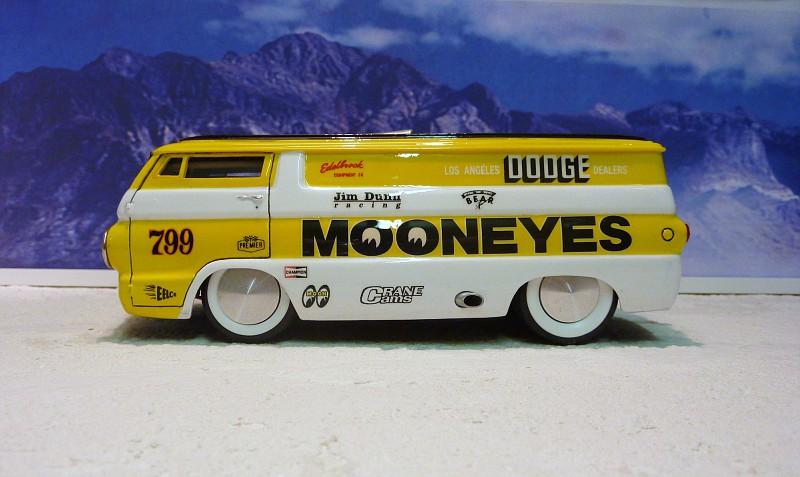 Van Moon  Dodge choppé racer Bonneville  021-vi