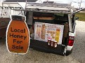 Saturday December 11, 2010.  Selling Honey today at Natali Vineyards!!!  Come on Out!!!