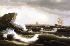 Off the Coast of Maine [1835]