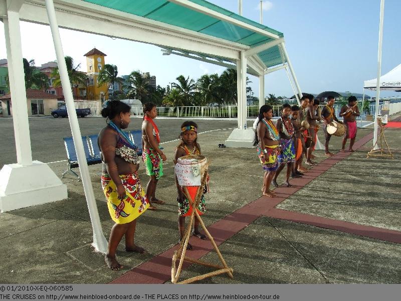 HeinBloed39s Cruise Guides Coln Panama  Private Tour Gatun Locks  Pan