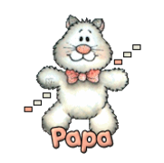 Papa - HuggingKitten NL16