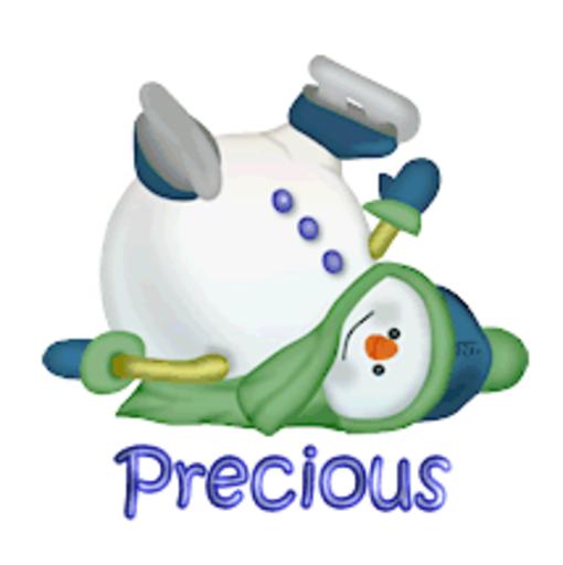 Precious - CuteSnowman1318