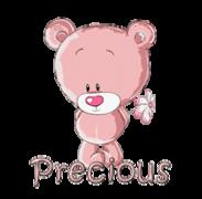 Precious - ShyTeddy