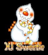 Hi Sweetie - CandyCornGhost