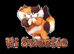 Hi Sweetie - GigglingKitten