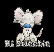 Hi Sweetie - SittingPretty