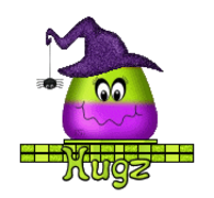 Hugz - CandyCornWitch