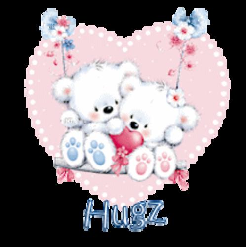 Hugz - ValentineBearsCouple